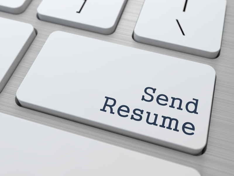 How to send a resume