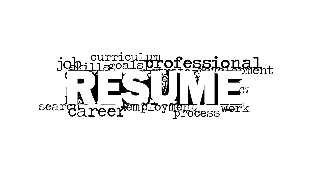 How to create a resume in Word