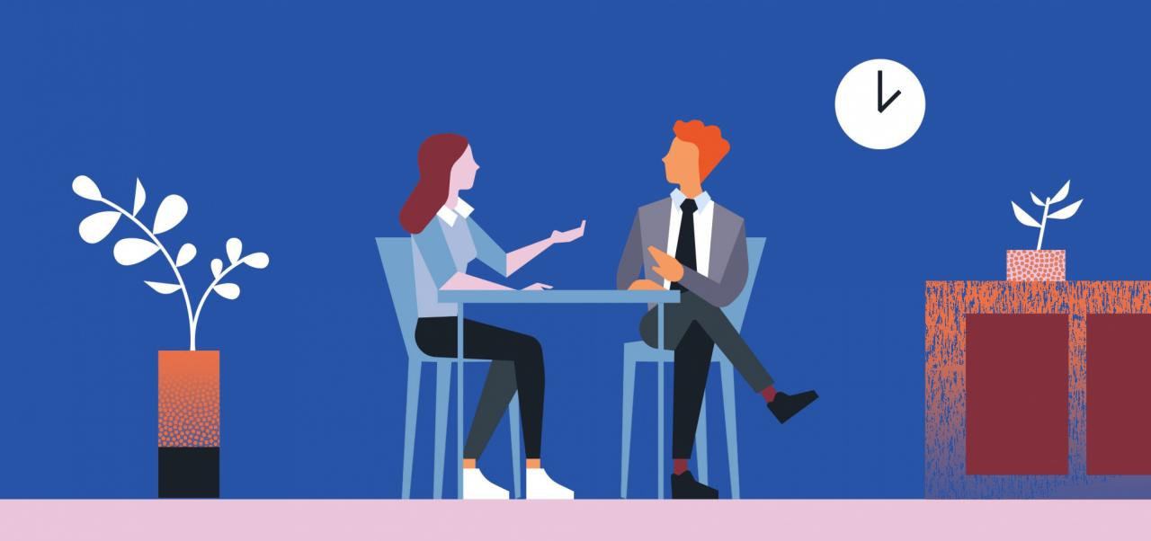 Think of a job interview as a mutual search for alignment | Stanford School of Engineering